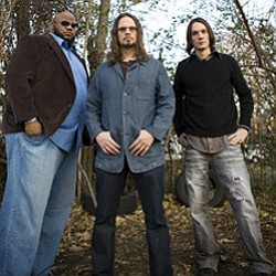 Promotional photo of the North Mississippi All Stars. Don...
