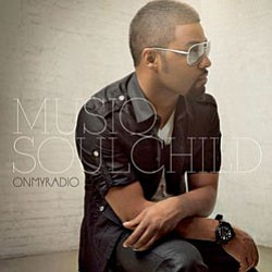 "Musiq Soulchild's ""On My Radio"" album cover."