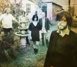 Promotional graphic of Okkervil River