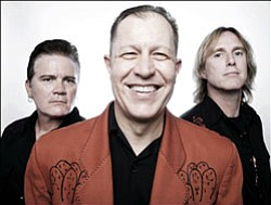 Promotional Graphic of Reverend Horton Heat.