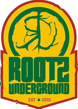 Graphical image of Rootz Underground.