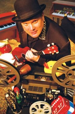 Scott Paulson is showing off his talent on March 20th, 2011 at 2:30p.m. at the Central Library downtown.