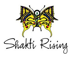 Promotional graphic for Shakti Rising