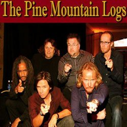 Image of the band Pine Mountain Logs.