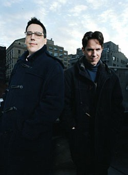 Image of the band They Might Be Giants.