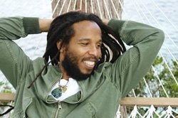 Promotional photo of Ziggy Marley
