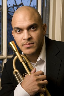 Image of Irvin Mayfield, who will be performing at the Copley Symphony Hall on March 29th, 2013.
