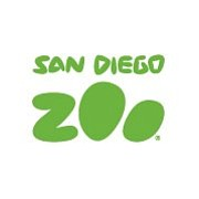 Logo for the San Diego Zoo.