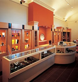 Image of the San Diego Museum of Art Store located at the museum in Balboa Park.