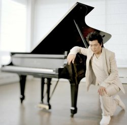 Image of Lang Lang who will be performing at the Copley Symphony Hall on October 5th & 7th.