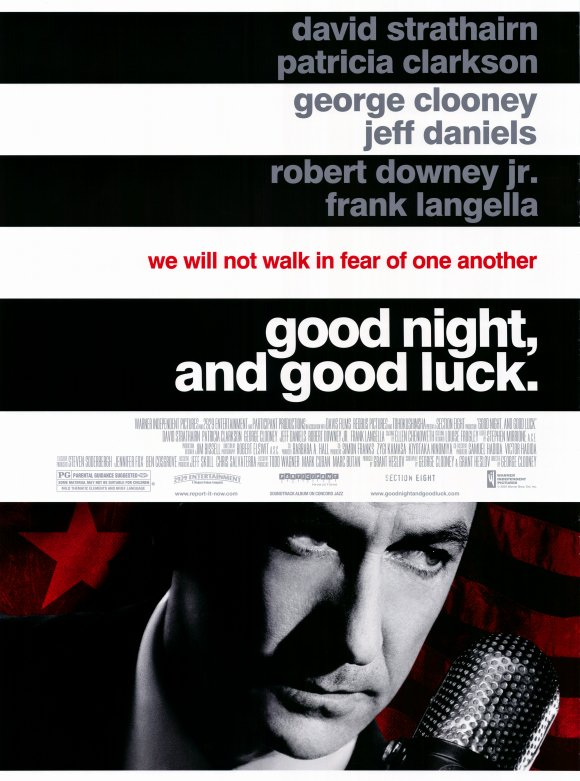 review goodnight and good luck Is good night, and good luck family friendly find out only at movieguide the family and christian guide to movie reviews and entertainment news.