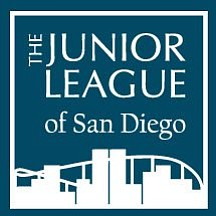 Logo for the Junior League of San Diego.