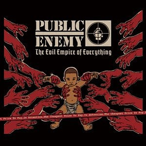 Album cover for Public Enemy, who will be performing at the 4th & B on December 12th, 2012. Couresy to Public Enemy.