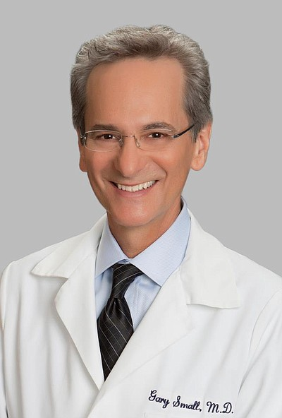 Image of Dr. Gary Small who will be presenting the Alzheimer's Prevention Program for the Stein Institute on January 16th, 2013.