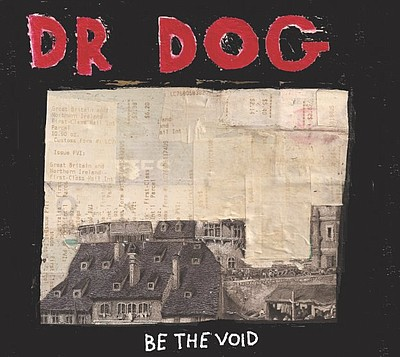 "Album cover for Dr. Dog's ""Be The Void"" Album."