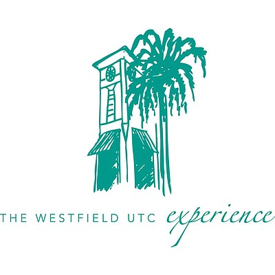 Promotional graphic for the Westfield UTC in San Diego.