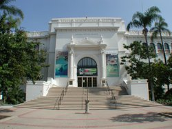 Image of The San Diego Natural History Museum.