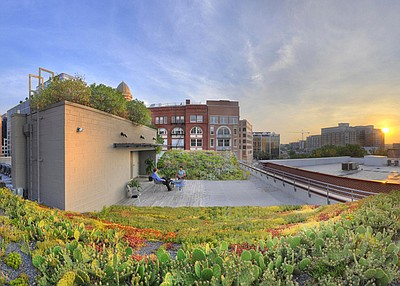 The American Society of Landscape Architects (ASLA) Green...