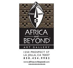Graphic logo for Africa and Beyond Ethnographic Art Galle...
