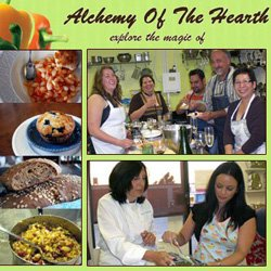 Promotional graphic for Alchemy of the Hearth