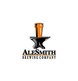 Graphic logo for Alesmith Brewing Company.