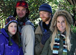 "Promotional photo of the cast from ""Almost Maine,"" playing March 24 – April 22, 2012 at Scripps Ranch Theatre. Photo courtesy of Scripps Ranch Theatre"