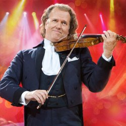 André Rieu, violinist, conductor, and composer. Photo courtesy of André Rieu