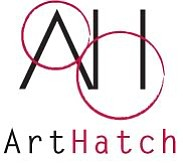 Logo for ArtHatch.