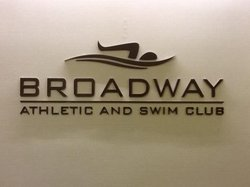 Promotional image for Broadway Athletic and Swim Center.