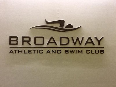 Promotional image of Broadway Athletic & Swim Club.