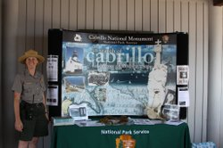 Promotional image of Cabrillo National Monument Parks & Open Spaces Day.