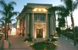 Exterior image of the Coronado Museum of History & Art. Courtesy of Coronado Historical Association.