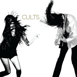 Promotional image of the Cults.