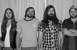 Image of the band, Dead Feather Moon.