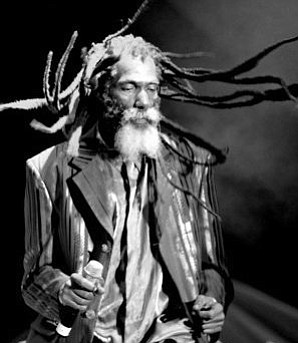Image of Reggae artist, Don Carlos.