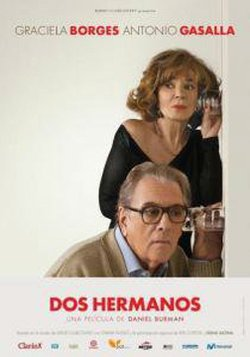 """Movie poster for """"Dos Hermanos."""""""