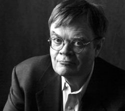 Photo of storyteller, Garrison Keillor.