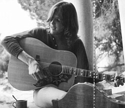 Image of Gram Parsons.