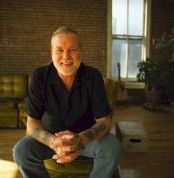 Promotional photo of Gregg Allman, who will be performing at the Balboa Theatre on January 9th, 2013. Courtesy of Gregg Allman