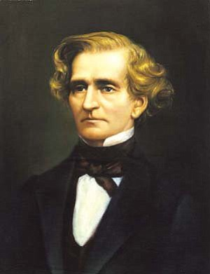 "Image of Hector Berlioz, composer of ""Symphonie fantastique."""