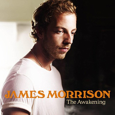 "Graphic cover of James Morrison's ""The Awakening."" Courte..."