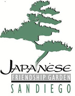 Graphic logo for the Japanese Friendship Garden.