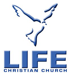 Graphic logo for LIFE Christian Church