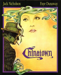 """Promotional graphic for the film, """"Chinatown"""" which will be screening at the Central Public Library on October 19th."""