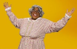 """Promotional graphic for Tyler Perry's """"Madea Gets A Job!"""". Courtesy of Valley View Casino Center"""