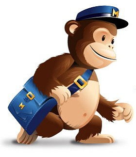 Graphical logo of MailChimp.