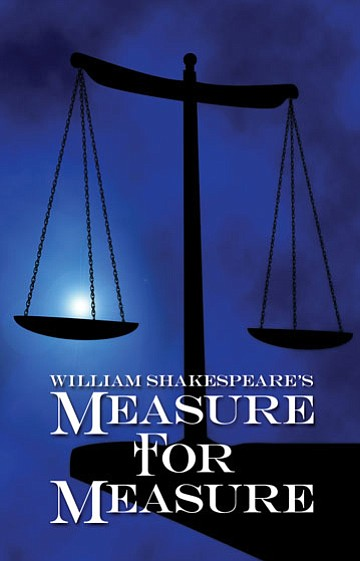 """Measure For Measure."" Illustration courtesy of The Old Globe."