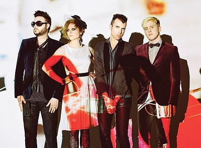 Photo of musicians Neon Trees