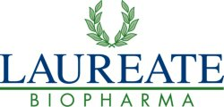 Logo for Laureate Biopharmaceutical Services.