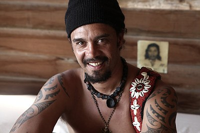 Image of Michael Franti.